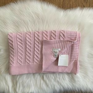 Baby Girl Pottery Barn Kids Pink Knit